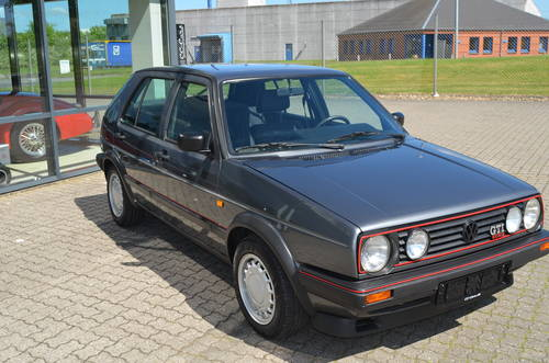 1989  Wolksvagen Golf 2 1,8 GTI 16V SOLD (picture 2 of 6)