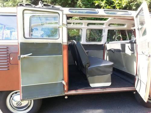 VW 23 Window Deluxe Samba 1960 Original Survivor SOLD (picture 5 of 6)
