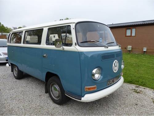 VW RHD Early T2 Bay (1971). All original. SOLD (picture 1 of 6)