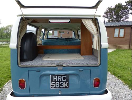 VW RHD Early T2 Bay (1971). All original. For Sale (picture 2 of 6)