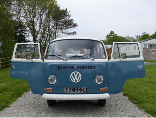 VW RHD Early T2 Bay (1971). All original. SOLD (picture 3 of 6)