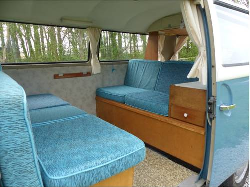 VW RHD Early T2 Bay (1971). All original. For Sale (picture 5 of 6)