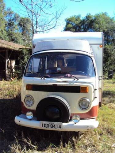 1977 VW bay window Karmann Ghia camper For Sale (picture 3 of 6)
