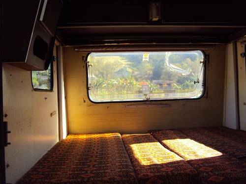 1977 VW bay window Karmann Ghia camper For Sale (picture 4 of 6)