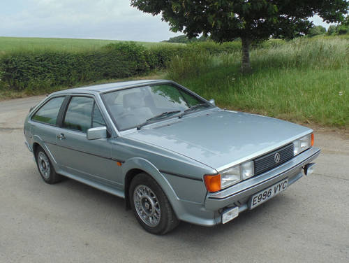 1988 Volkswagen Scirocco Scala Mk2 SOLD (picture 2 of 6)
