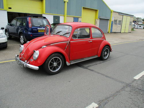 1971 VW Beetle - Good Solid Usable Car SOLD (picture 1 of 6)