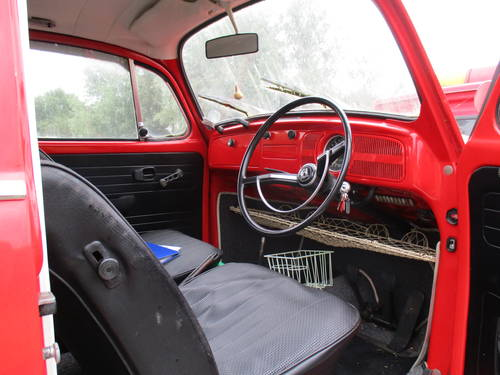 1971 VW Beetle - Good Solid Usable Car SOLD (picture 2 of 6)