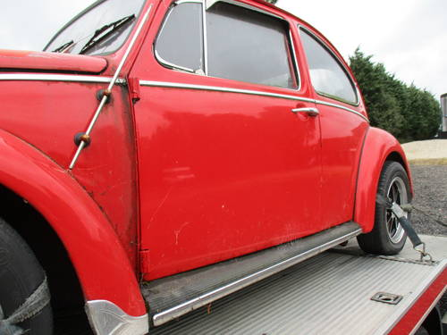 1971 VW Beetle - Good Solid Usable Car SOLD (picture 4 of 6)