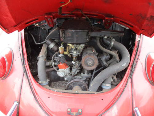 1971 VW Beetle - Good Solid Usable Car SOLD (picture 5 of 6)