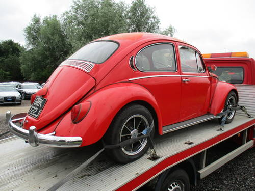 1971 VW Beetle - Good Solid Usable Car SOLD (picture 6 of 6)