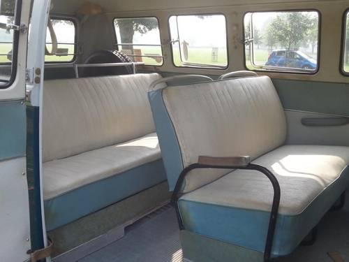 VW 13 Window Deluxe 1966 Original Survivor. For Sale (picture 3 of 6)