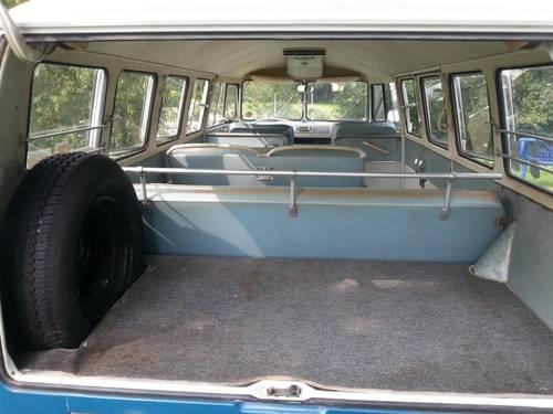 VW 13 Window Deluxe 1966 Original Survivor. For Sale (picture 4 of 6)