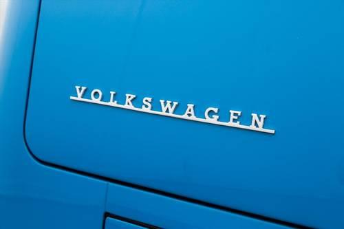 1966 Volkswagen Type 2 Camper Van SOLD (picture 2 of 6)