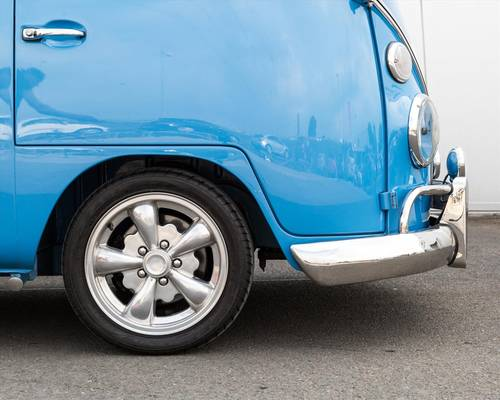 1966 Volkswagen Type 2 Camper Van SOLD (picture 6 of 6)