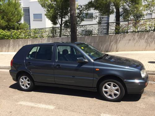 1997 VW GOLF 1600GL  5DOOR   LHD. For Sale (picture 2 of 6)