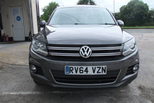 2014 VOLKSWAGEN TIGUAN 2.0 MATCH TDI BLUEMOTION TECH 4MOTION DSG  SOLD (picture 4 of 6)
