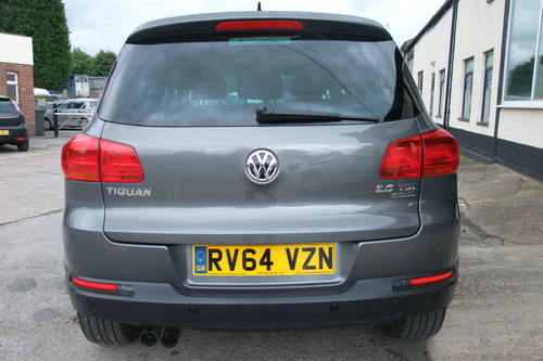 2014 VOLKSWAGEN TIGUAN 2.0 MATCH TDI BLUEMOTION TECH 4MOTION DSG  SOLD (picture 5 of 6)