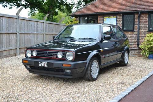 1990 MK 2 Golf GTI 16 Valve SOLD (picture 2 of 6)