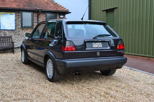 1990 MK 2 Golf GTI 16 Valve SOLD (picture 4 of 6)