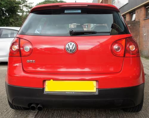 VW Golf GTI 2.0, 5 door, 2007 (DSG Gearbox)  For Sale (picture 6 of 6)