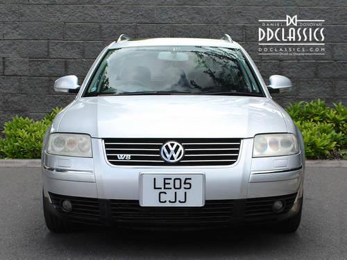 2005 Volkswagen W8 Passat (RHD) SOLD (picture 3 of 6)