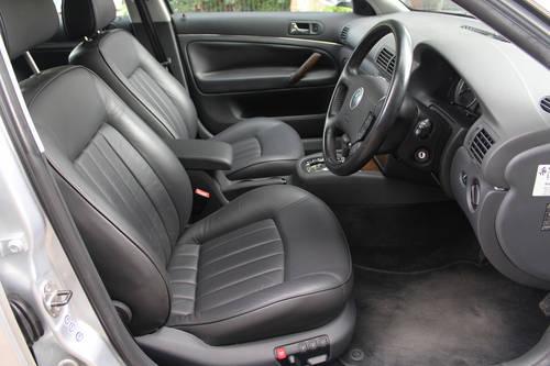2005 Volkswagen W8 Passat (RHD) SOLD (picture 4 of 6)
