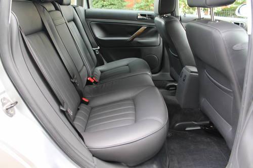 2005 Volkswagen W8 Passat (RHD) SOLD (picture 5 of 6)
