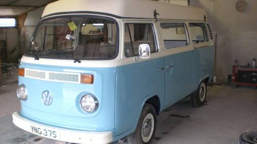 620a8be503 ... 1978 VW Viking Spacemaker Camper £17950 SOLD (picture 1 of 6) ...