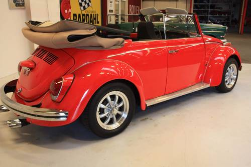 1971 Volkswagen Beetle Karmann Convertible SOLD (picture 2 of 6)