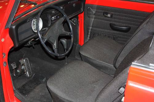 1971 Volkswagen Beetle Karmann Convertible SOLD (picture 3 of 6)