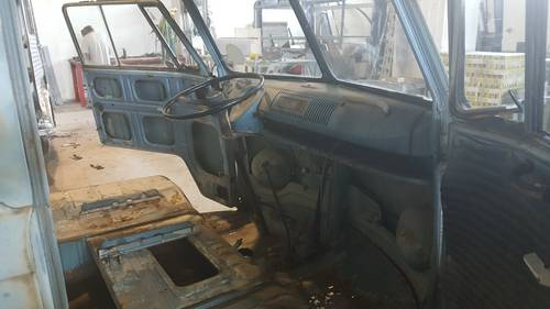 1967 VW T1 Pickup in good basis for restoration For Sale (picture 3 of 6)