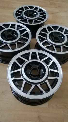 Mk2 VW Scirocco Scala 14 Inch Alloy Wheels SOLD (picture 4 of 6)