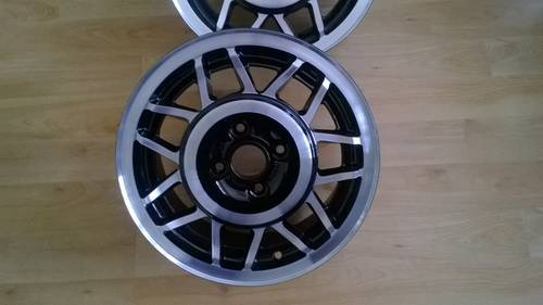 Mk2 VW Scirocco Scala 14 Inch Alloy Wheels SOLD (picture 5 of 6)