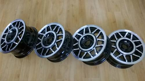 Mk2 VW Scirocco Scala 14 Inch Alloy Wheels SOLD (picture 6 of 6)