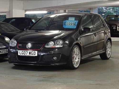 2007 Volkswagen Golf 2.0 TFSI GTI Edition 30 5dr For Sale (picture 2 of 6)