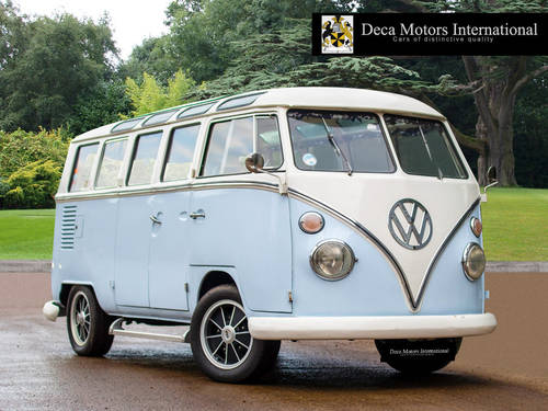 1964 VW CAMPER VAN SPLIT SCREEN