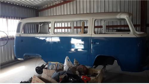 1974 VW Kombi`s   For Sale (picture 1 of 2)