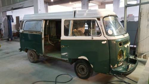 1977 VW T2 Westfalia Berlin Camper Van For Sale (picture 1 of 5)