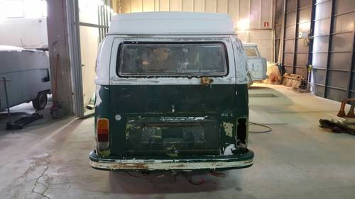 1977 VW T2 Westfalia Berlin Camper Van For Sale (picture 3 of 5)