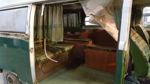 1977 VW T2 Westfalia Berlin Camper Van For Sale (picture 5 of 5)