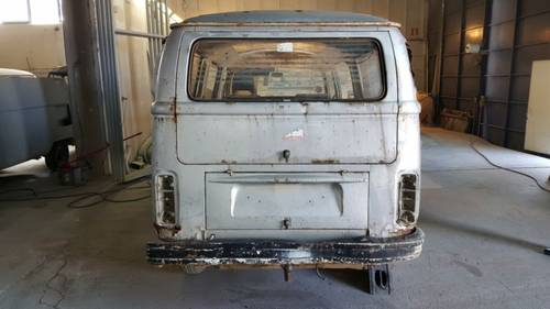 1979 Volkswagen T2 Special Edition Silverfish Camper For Sale (picture 5 of 6)