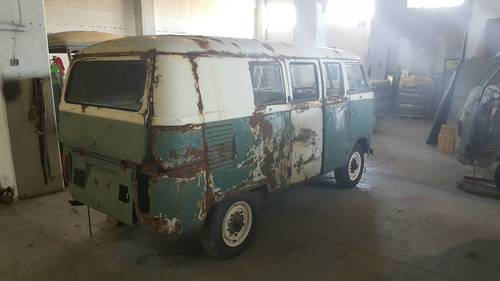 1965 VW T1 Kombi bus for restoration For Sale (picture 4 of 6)