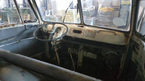 1965 VW T1 Kombi bus for restoration For Sale (picture 6 of 6)