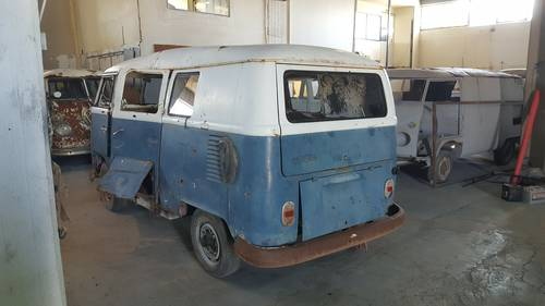 1965 Volkswagen T1 RHD Kombi bus For Sale (picture 3 of 6)