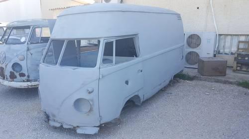 1961 Volkswagen Original T1 High Roof Panel Van-***Very Rare*** For Sale (picture 2 of 6)