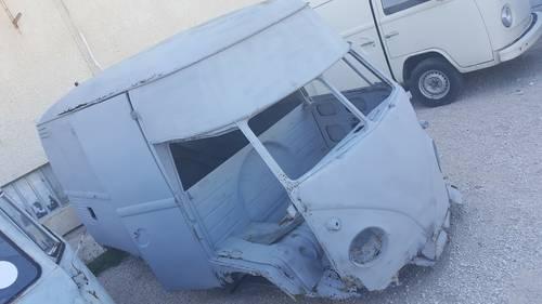 1961 Volkswagen Original T1 High Roof Panel Van-***Very Rare*** For Sale (picture 3 of 6)