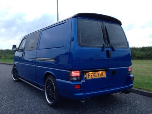 2001 VWW Transporter 2.5 TD 1200 Kombi 4dr Diesel Manual  For Sale (picture 2 of 6)