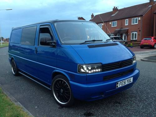 2001 VWW Transporter 2.5 TD 1200 Kombi 4dr Diesel Manual  For Sale (picture 6 of 6)