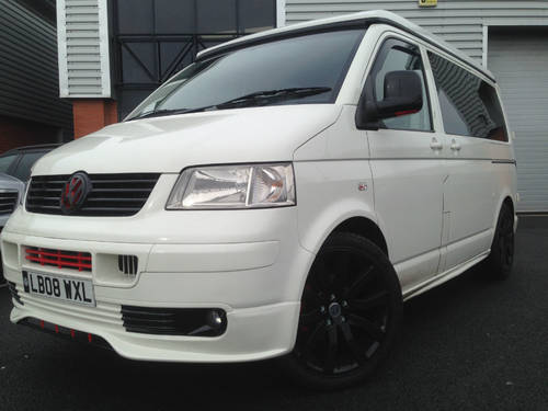 2008 Volkswagen Transporter 1.9 TDI PD T28 CAMPER Van 4dr   For Sale (picture 6 of 6)