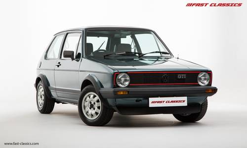 1983 Volkswagen Golf GTi Mk1 // SOLD SIMILAR REQUIRED SOLD (picture 2 of 6)